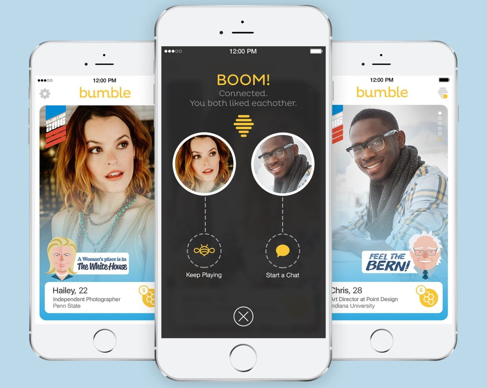 Dating app where girl makes first move